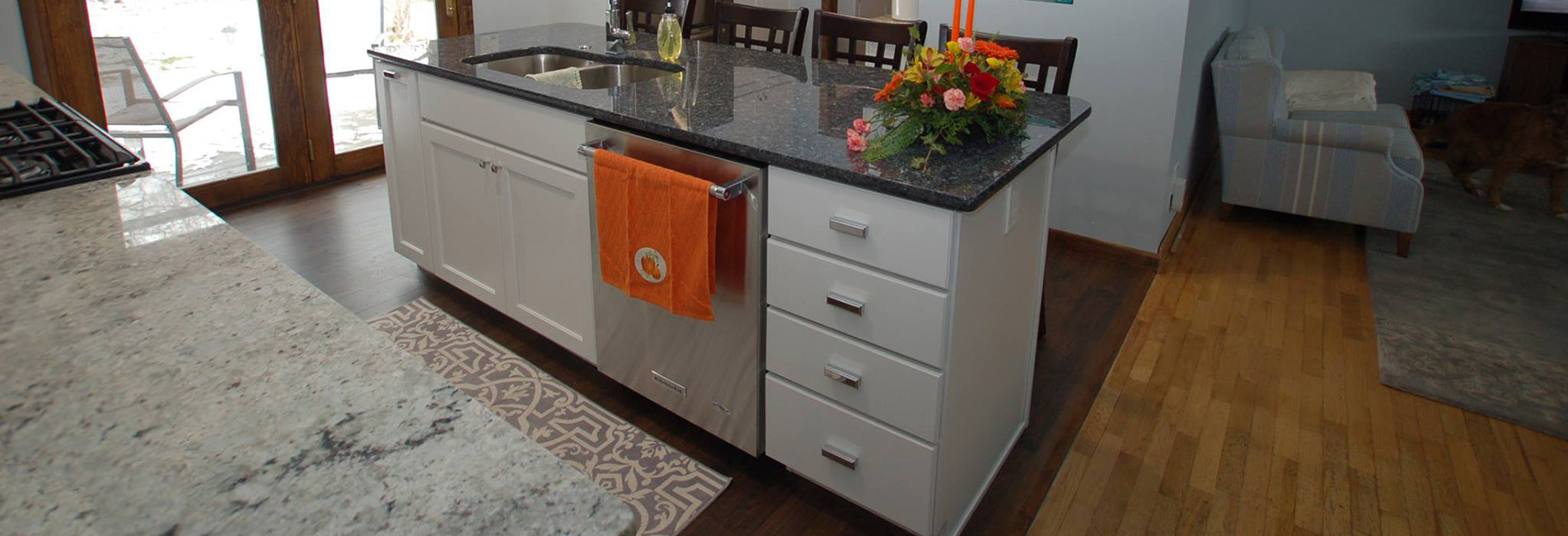 Give Your Kitchen A Facelift With Our Custom Countertops!